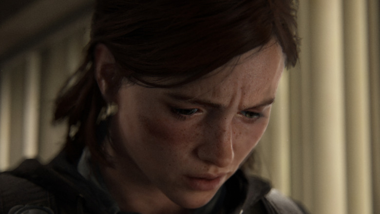 Ellie from The Last of Us Part II