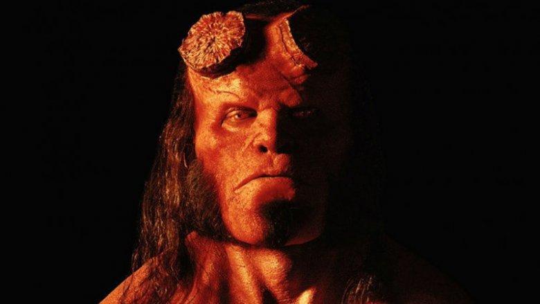 Hellboy reboot David Harbour