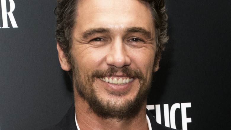 James Franco at an event for The Deuce