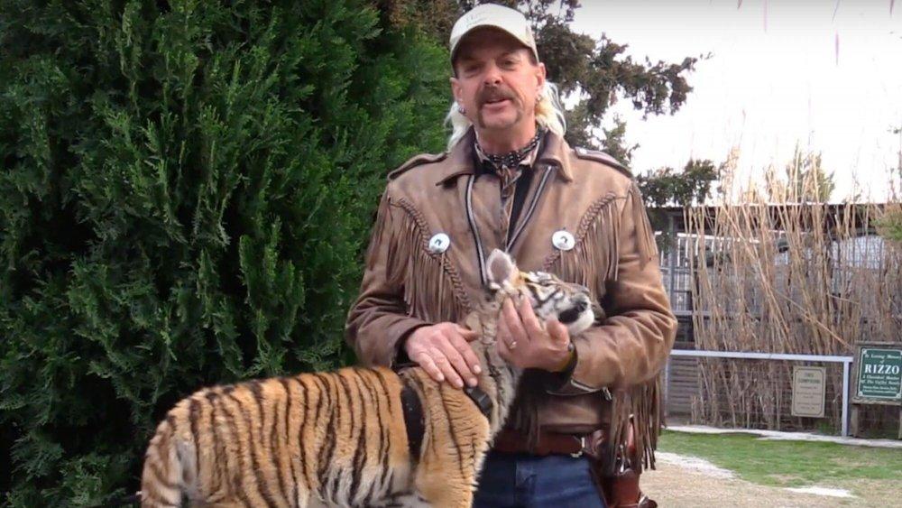 Joe Exotic from Tiger King