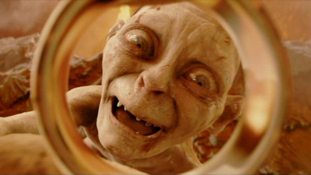 Gollum from The Lord of the Rings: The Return of the King