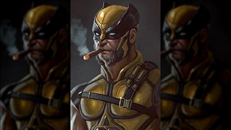 Wolverine MCU concept art