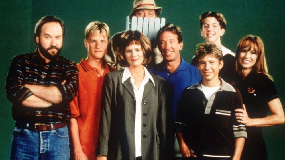 The cast of Home Improvement