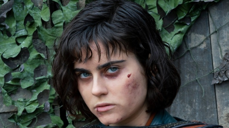 Ally Ioannides Into the Badlands