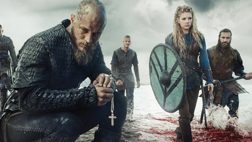 Vikings Season 6 cast photo