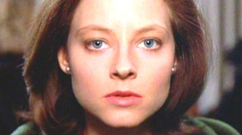 Clarice Starling close up