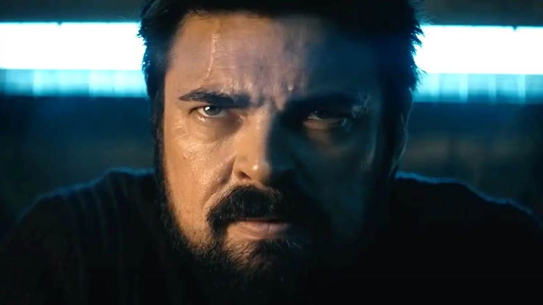 Karl Urban as Billy Butcher on The Boys