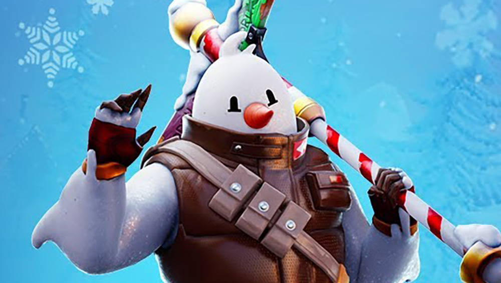 Where To Find The Big Chill In Fortnite Season 5 Thanks to these guys for the exotic gameplay: big chill in fortnite season 5