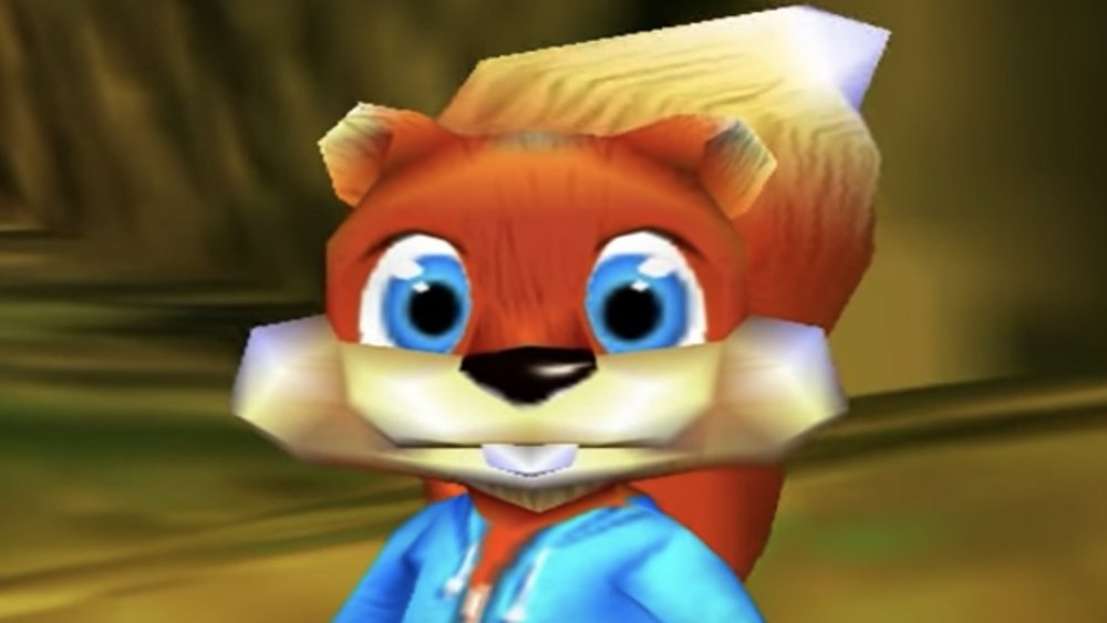 Conker's Bad Fur Day squirrel