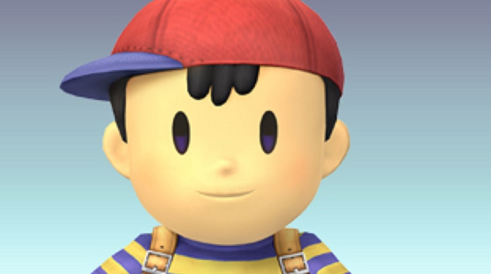 Ness in Super Smash Bros