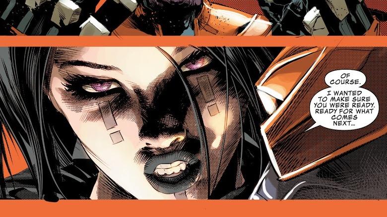 Marvel's Death