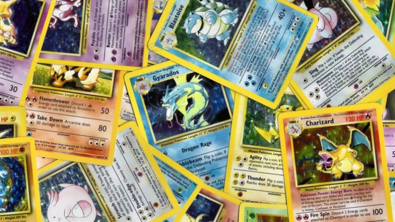 are pokemon cards worth anything