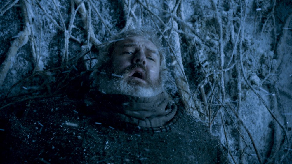 Kristian Nairn as Hodor on Game of Thrones