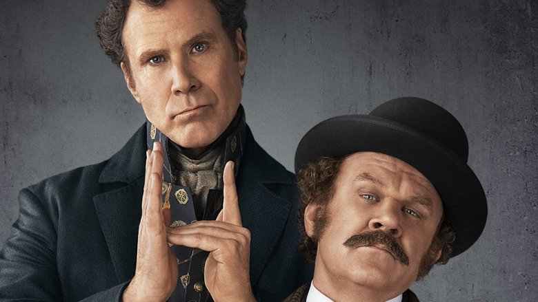 Will Ferrell and John C. Reilly Holmes and Watson
