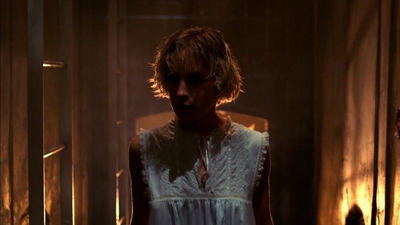 Amanda Wyss in A Nightmare on Elm Street