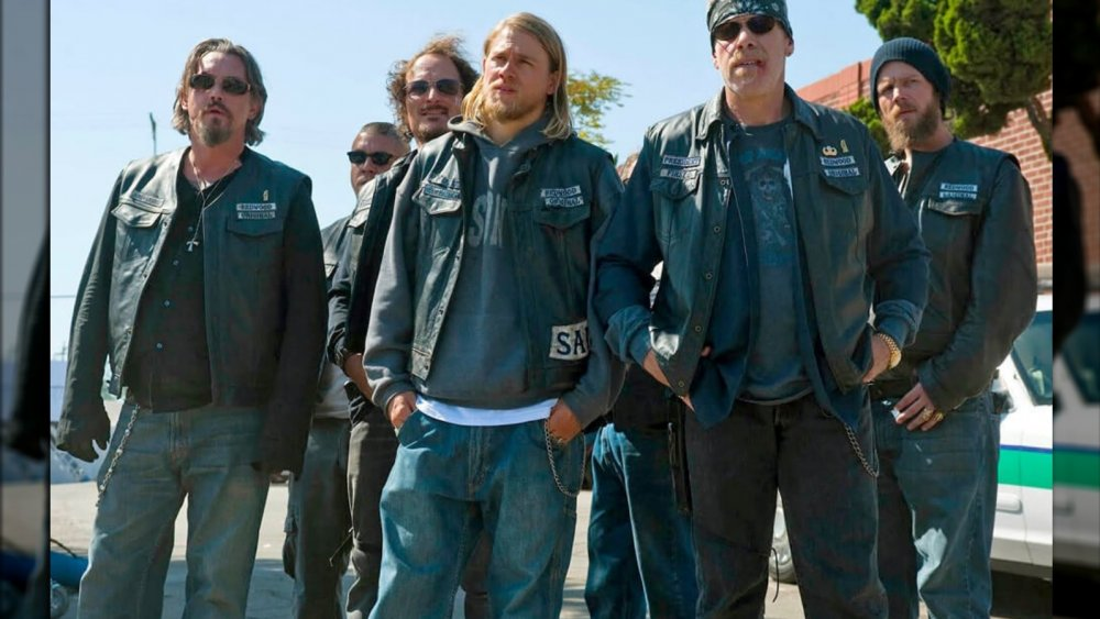 SAMCRO in FX's Sons of Anarchy