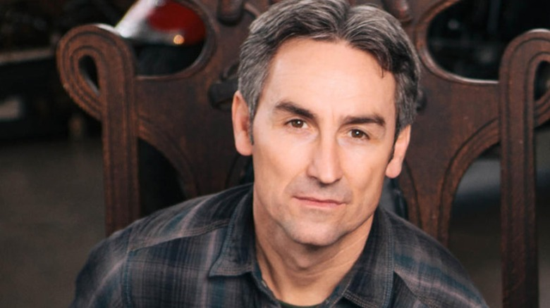 Mike Wolfe on American Pickers