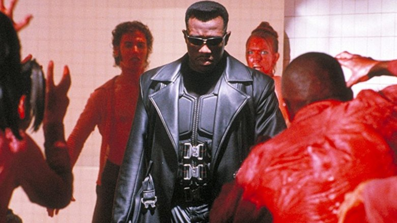 blood rave scene from Blade