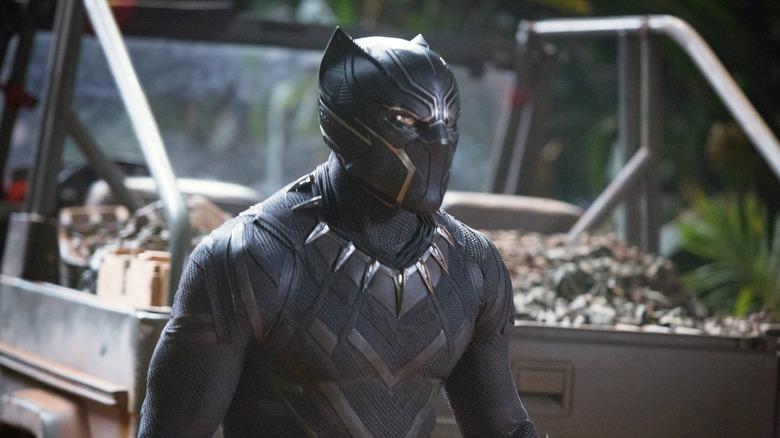 Black Panther suit