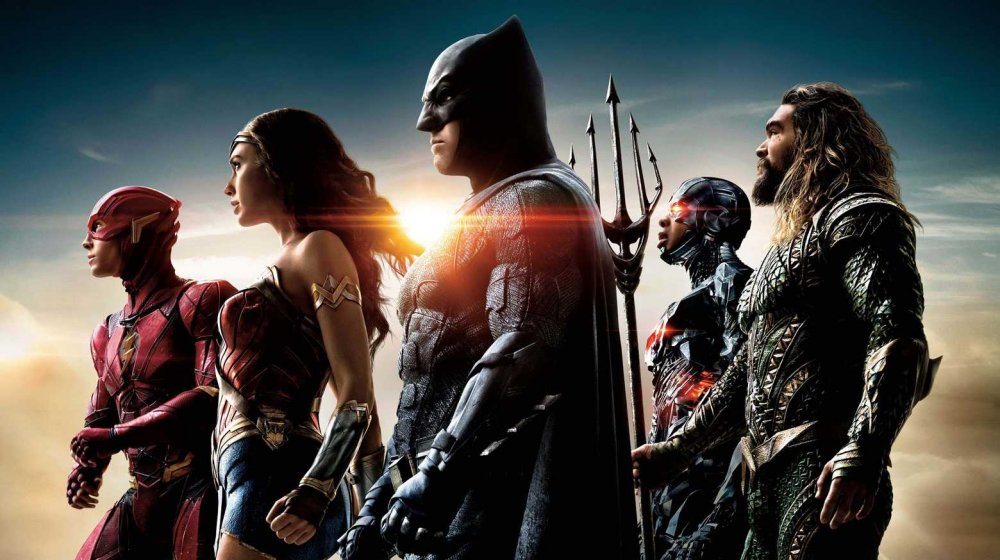 Justice League promo image