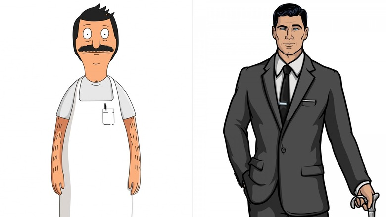 Bob Belcher / Sterling Archer