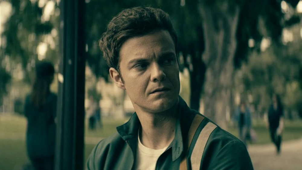 Jack Quaid stars as Hughie Campbell on The Boys