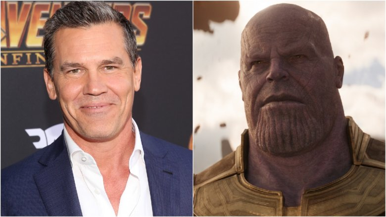 Josh Brolin - Thanos