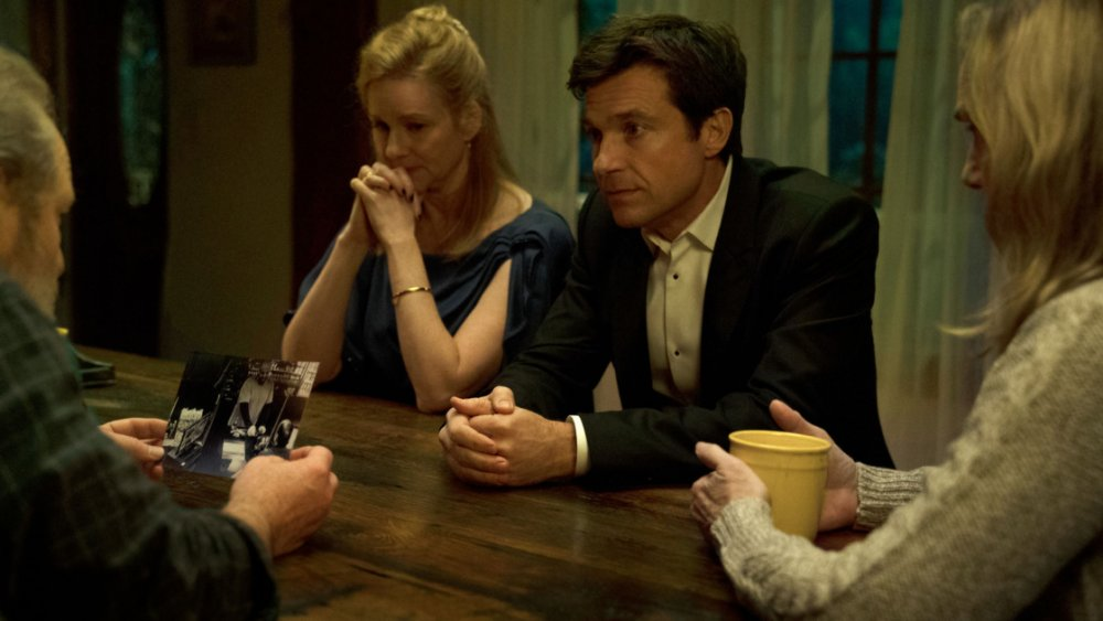Laura Linney and Jason Bateman on Netflix's Ozark