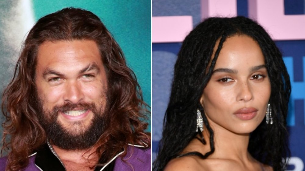 How Jason Momoa Feels About Zoe Kravitz Being Catwoman