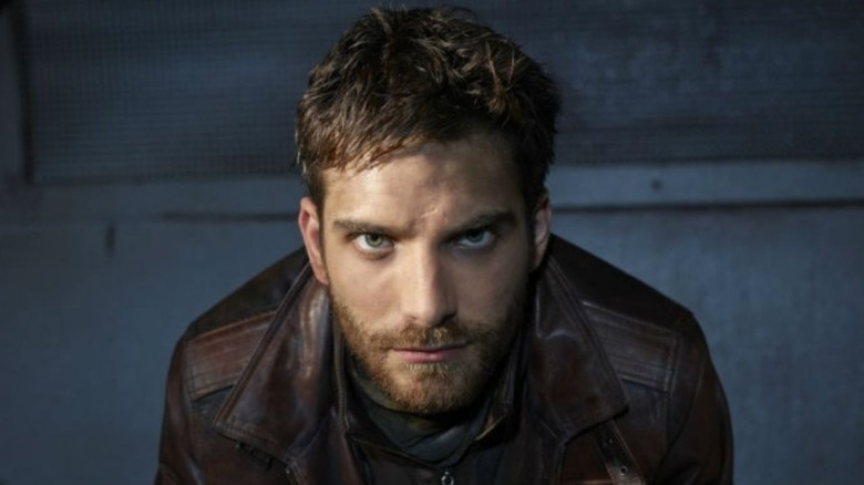 Jeff Ward as Deke Shaw on Marvel's Agents of S.H.I.E.L.D.