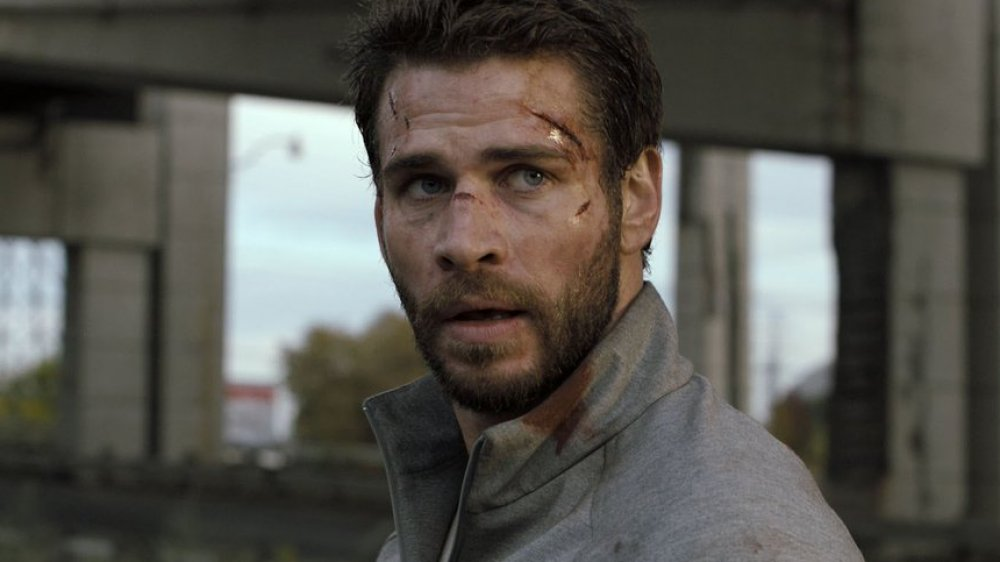 Liam Hemsworth in Most Dangerous Game