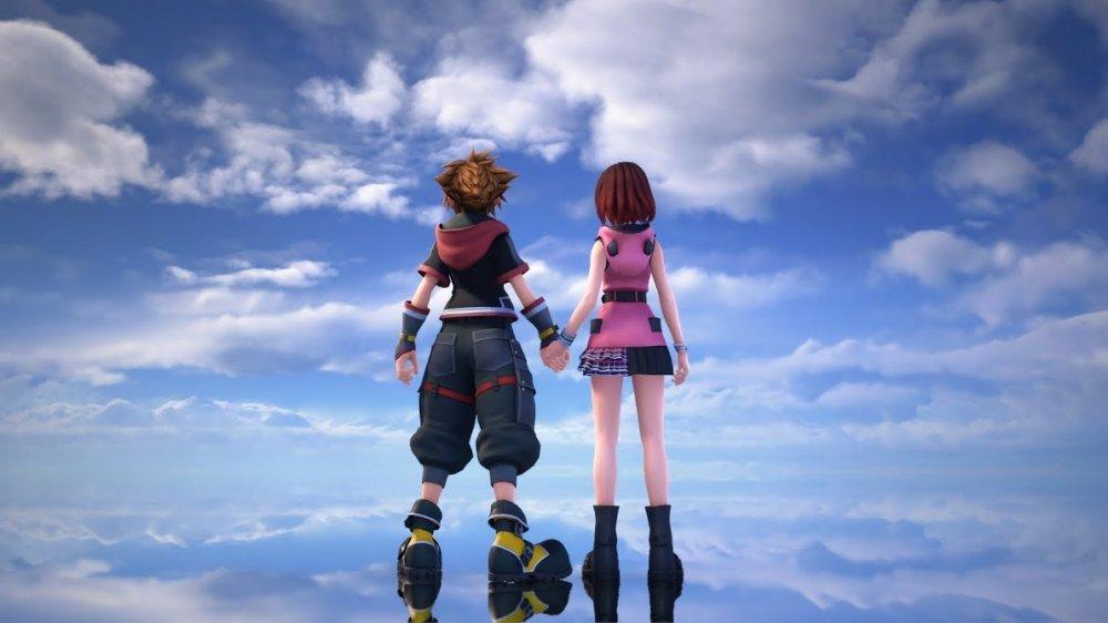 Kingdom Hearts 3 Re:Mind