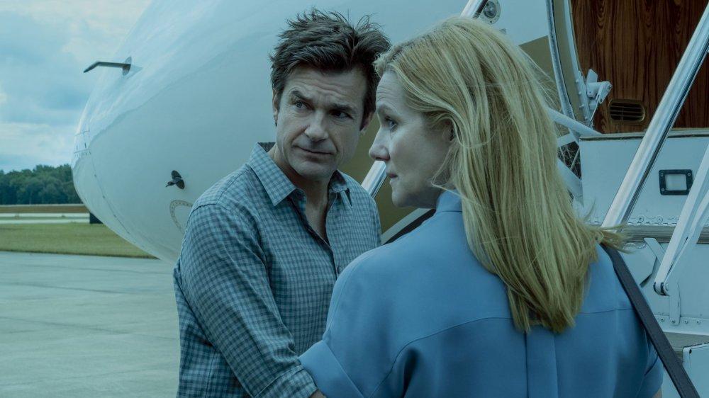 Jason Bateman and Laura Linney in Netflix's Ozark