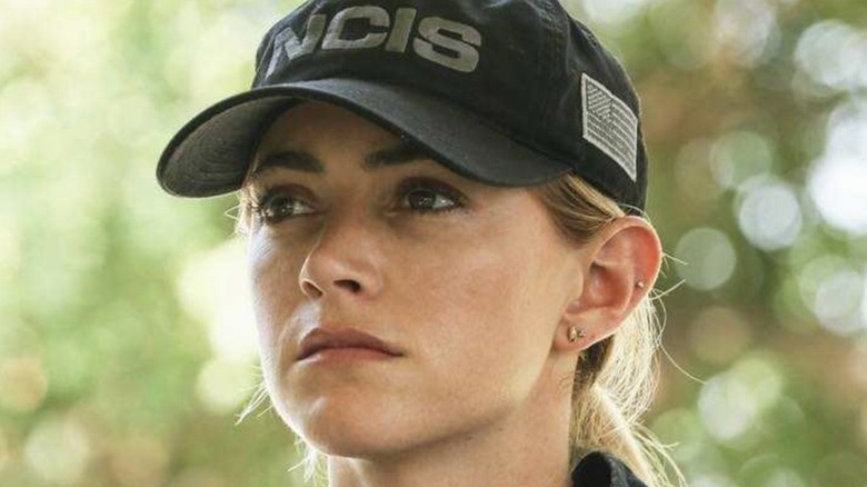 Emily Wickersham as Ellie Bishop in NCIS