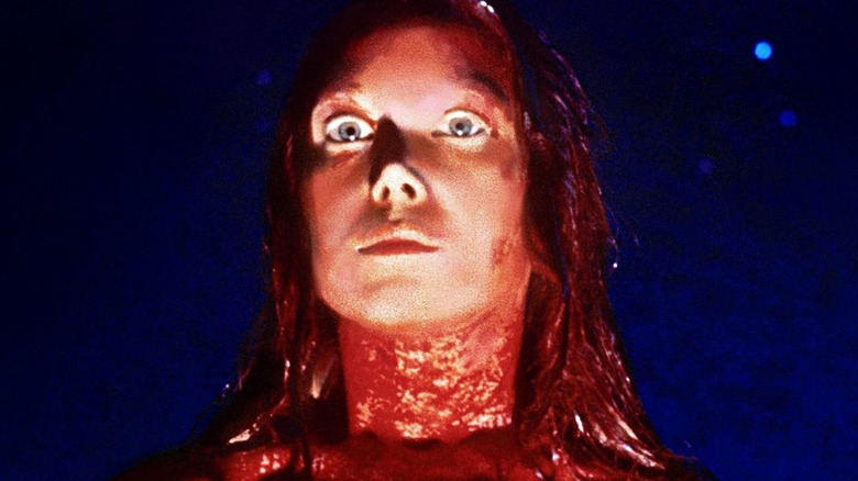 Sissy Spacek as Carrie White, from Carrie