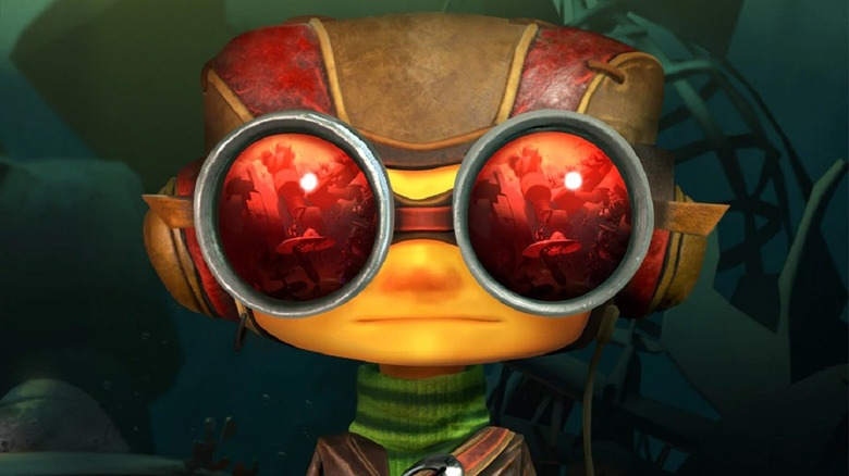Psychonauts Rhombus of Ruin promotional image