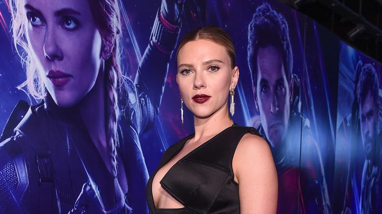 How Scarlett Johansson got ripped to play Black Widow