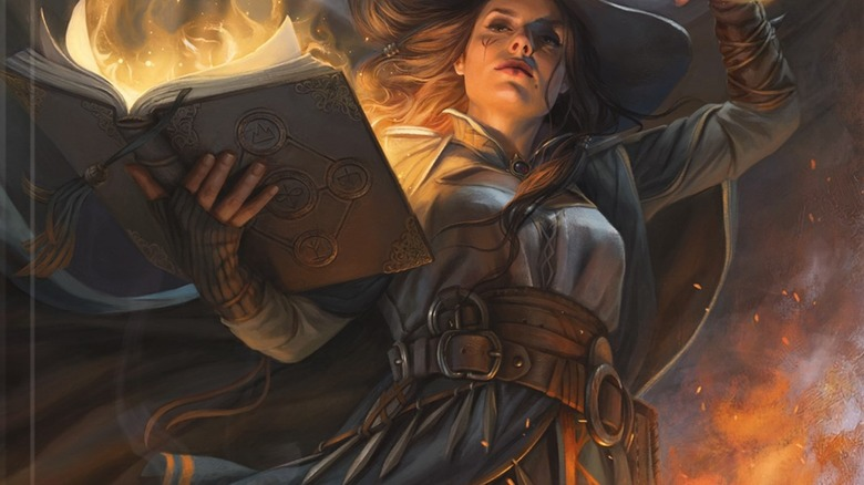 Cover art for Wizards of the Coast's Tasha's Cauldron of Everything