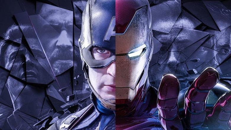 Thor in Avengers: Endgame trailer