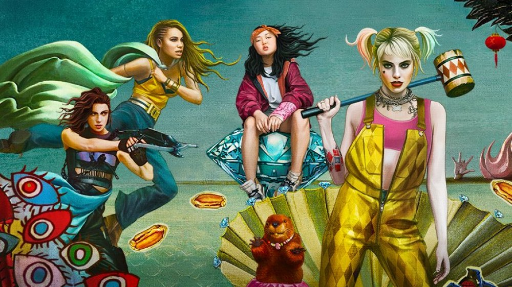 How The Cast Of Birds Of Prey Should Really Look