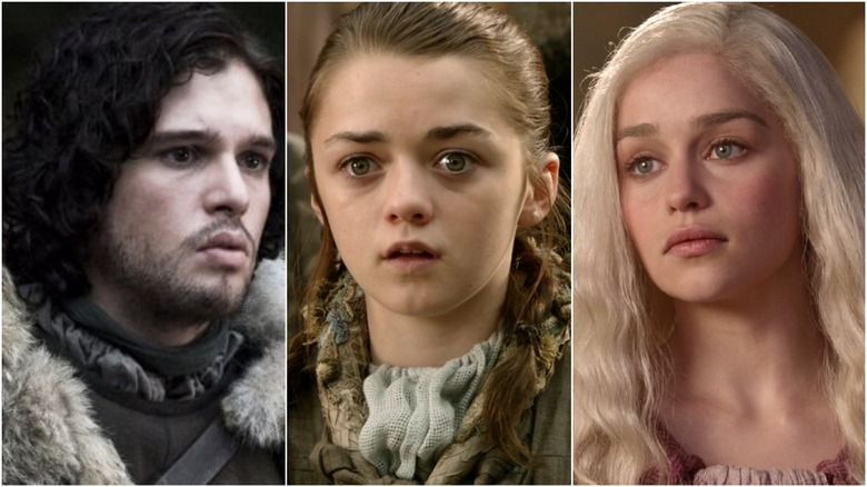 How the cast of Game of Thrones has changed