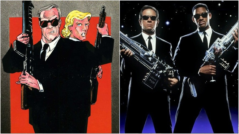 How The Cast Of Men In Black Should Really Look