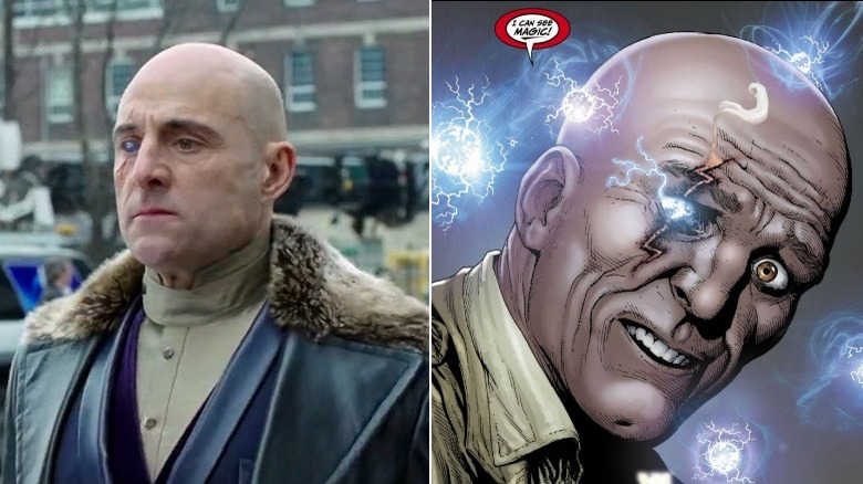 Mark Strong, Doctor Sivana