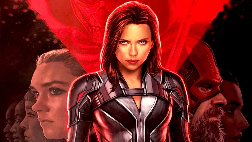How The Black Widow Movie Characters Should Really Look