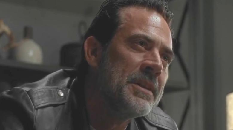 Negan talking to Carol