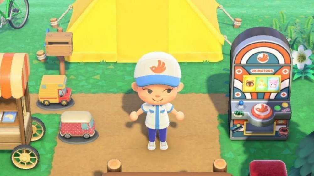 Iron Garden Table And Chairs Animal Crossing - Lesgazouillis