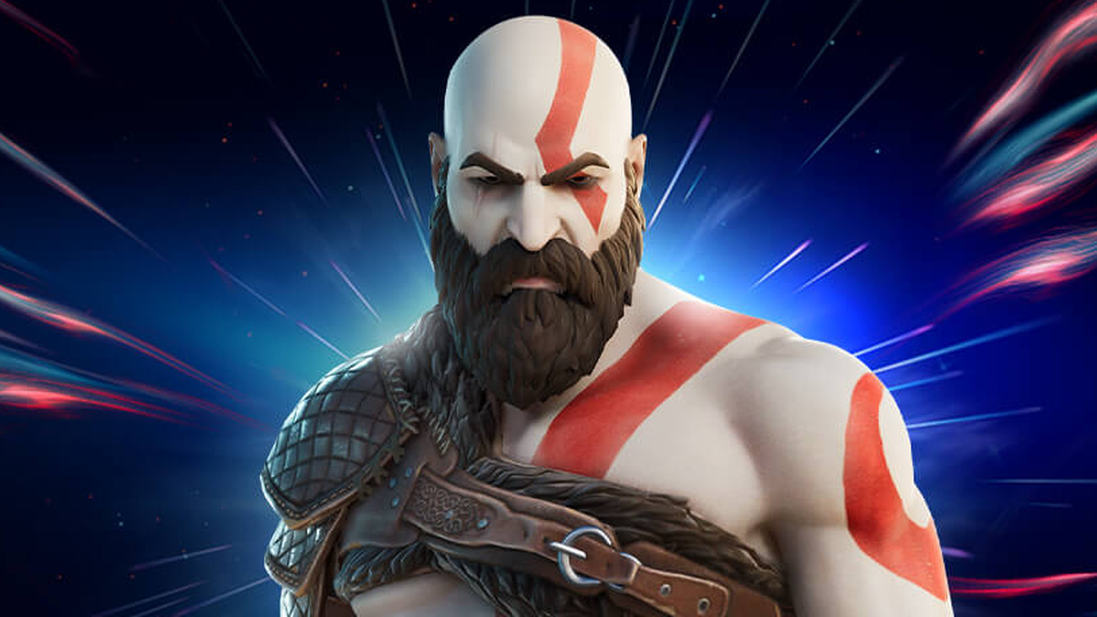 How To Get The Kratos Skin In Fortnite Season 5 The new crowning skin of fortnite's season five battle pass appears to be a combination of god of war's kratos and marvel's thor. kratos skin in fortnite season 5