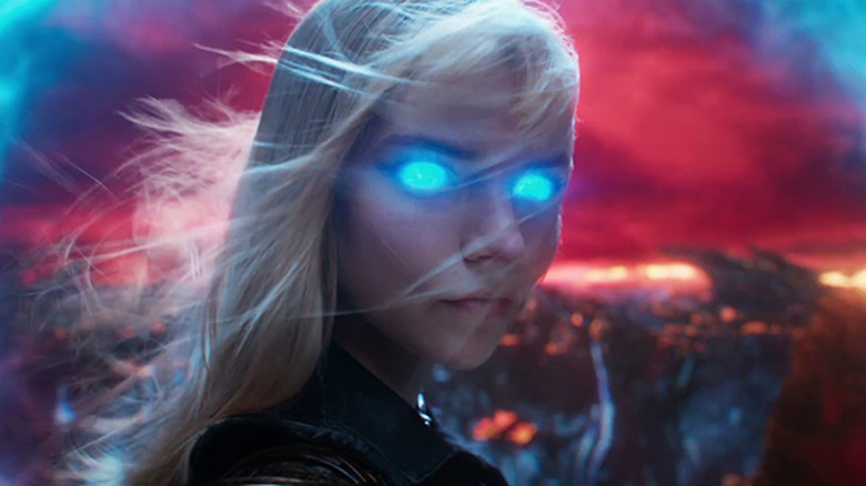 Anya Taylor-Joy as Magik in The New Mutants