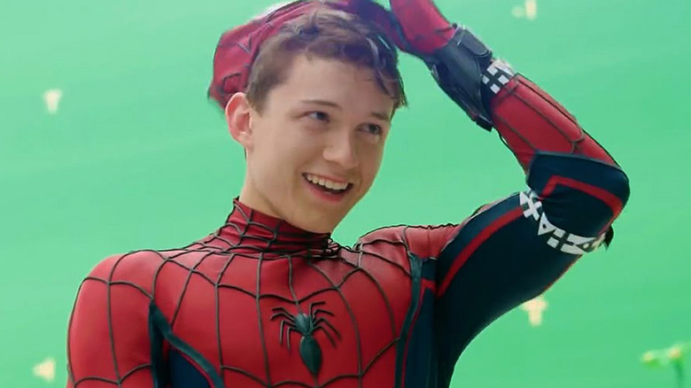 Tom Holland Spider-Man Civil War bloopers.jpg