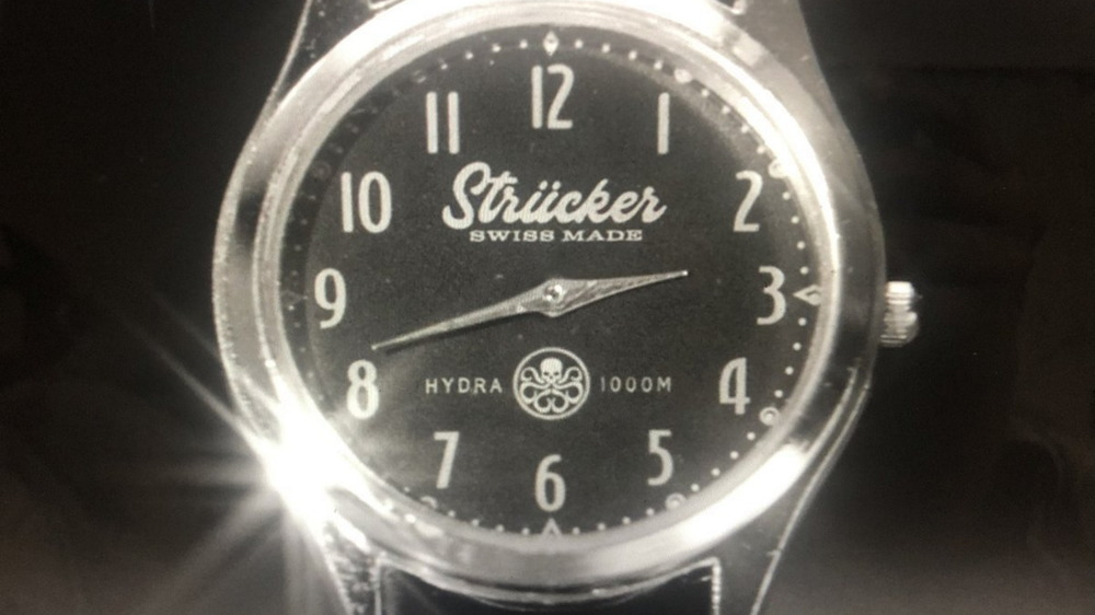 Strucker watch ad from Wandavision